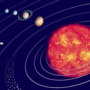 天王星順行